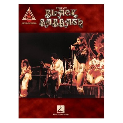 Best Of Black Sabbath Guitar Tab