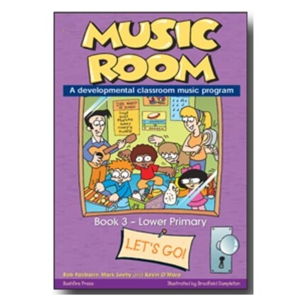 Music Room Book 3 Lower Primary
