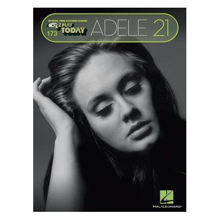 Adele 21 - E-Z Play Songbook