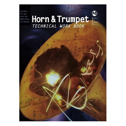 Horn and Trumpet Technical Work Book AMEB