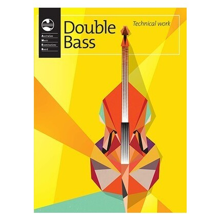 Double Bass Technical Work 2013 AMEB