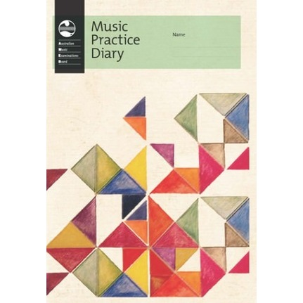 AMEB Music Practice Diary