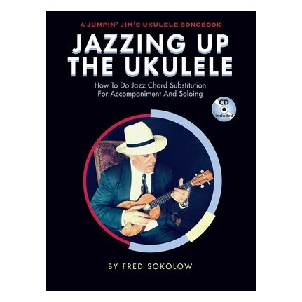 Jazzing Up The Ukulele Bk/CD