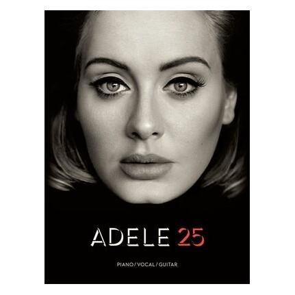 Adele - 25 Piano/Vocal/Guitar