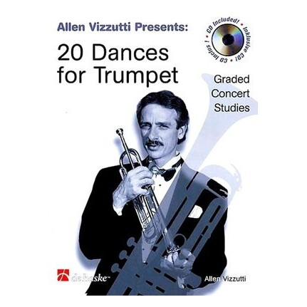 20 Dances For Trumpet Bk/CD