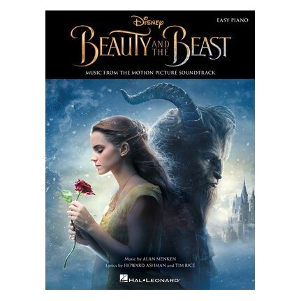 Beauty And The Beast Movie Easy Piano