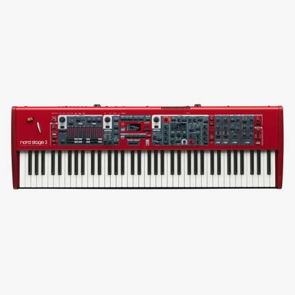 Nord Stage 3 HP76 - 76-note Hammer Action Portable Keyboard