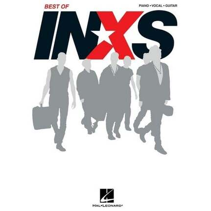 Best of INXS Piano/Vocal/Guitar