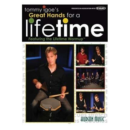 Great Hands For A Lifetime Dvd