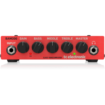 Tc Electronic Bam200 Bass Head