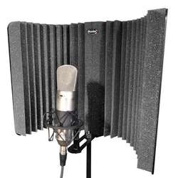 Auralex MudGuard Mic Isolation Shield with Mount