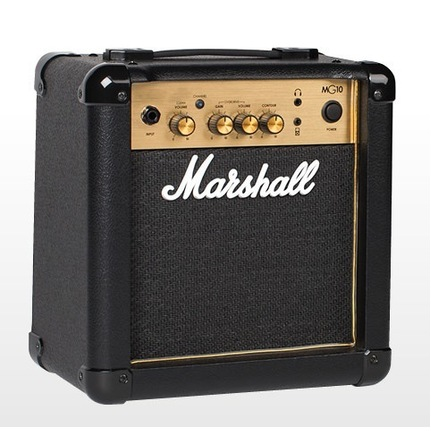 Marshall MG10G 10-Watt MG Gold Guitar Combo Amp
