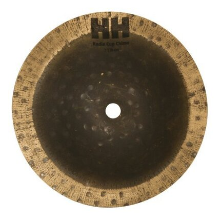 "Sabian 10759R HH 7"" Radia Cup Chime Cymbal"