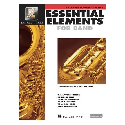 Essential Elements For Band Bk2 Bari Sax Eei