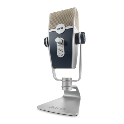 Lyra Ultra-HD USB Microphone