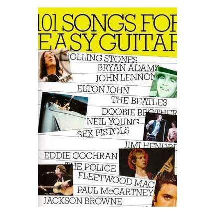 101 Songs For Easy Guitar Bk 3