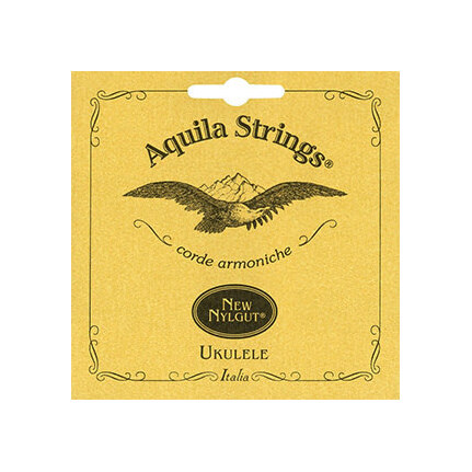 Aquila Aq17U 6-String Tenor Ukulele String Set