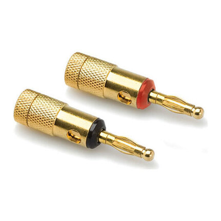 Hosa BNA050 Connector Single Banana 2PC