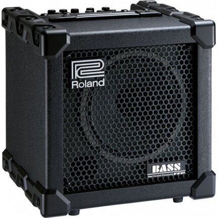Roland Cb20Xl Bass Amplifier 20-Watt 8-Inch Coaxial Speaker