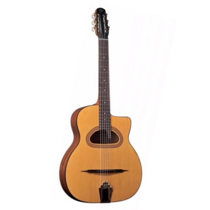 Cigano GJ-5 D-Hole Gypsy Jazz Guitar Spruce-Mahogany