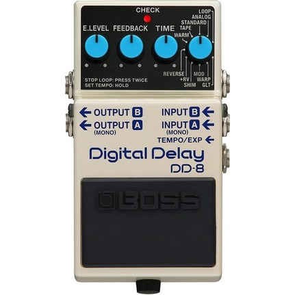 Boss DD8 Digital Delay Pedal