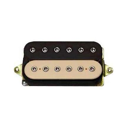 DiMarzio DP100Z Super Distortion Humbucker Pickup Zebra Black/Cream