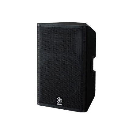 Yamaha Dxr15 -15-Inch 2-Way 1100Watt Bi-Amp Powered Active Loudspeaker Bin