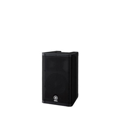 Yamaha Dxr8 -8-Inch 2-Way 1100Watt Bi-Amp Powered Active Loudspeaker Bin