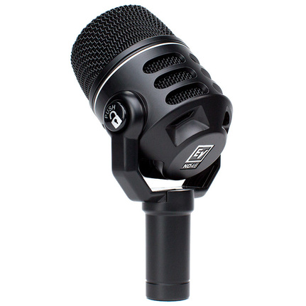 Electro-Voice EV-ND46 ND46 Dynamic Supercardioid Instrument Microphone