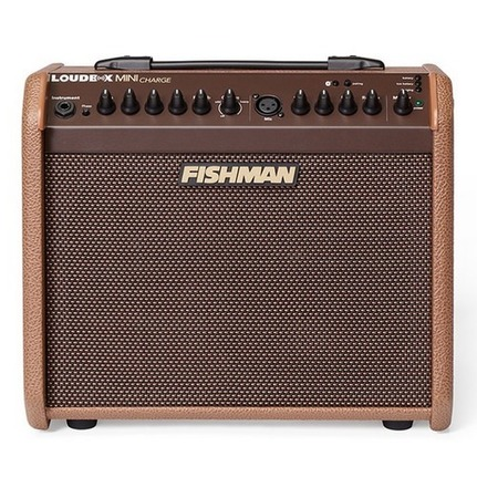 Fishman Loudbox Mini Charge Portable 60W Combo Amplifier