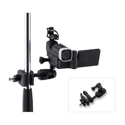 Zoom MsmSM1 Mic Stand Mount For Q4