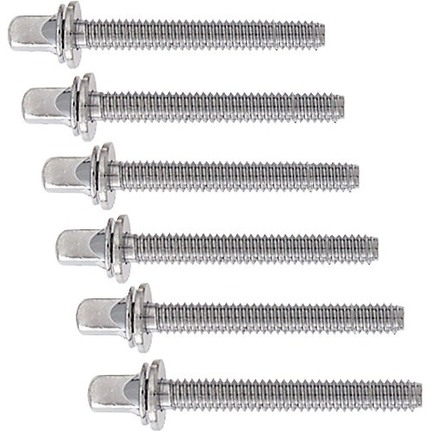 "Gibraltar GSC4C Tension Rods 1-5/8"" (41Mm) -Pk 6"