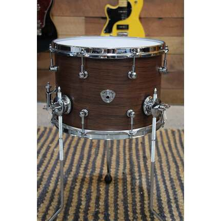 "Haldane Drums 14""/10"" Solid Rose Sheoak Floor Tom/Snare Drum"