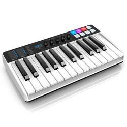 IK Multimedia iRig Keys I/O 25-Key Keyboard Controller & Audio Interface