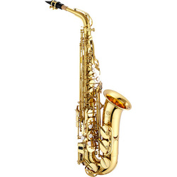 Jupiter JAS500 Alto Saxophone - Stackable Case