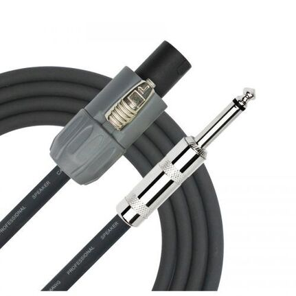 Kirlin KSBCV165K 20FT Speakon to Jack Speaker Cable