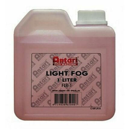Antari FLR1 Light Fog Liquid Red 1 Litre