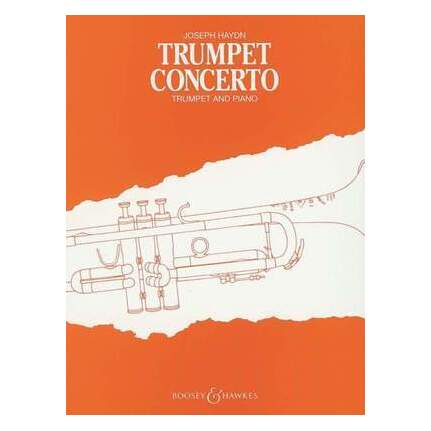 Trumpet Concerto E Flat Major Trumpet And Piano