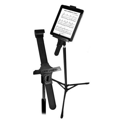 Universal Tablet Holder Music Stand Mount