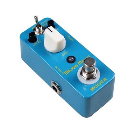 Mooer Blues Mood - Blues Overdrive-Guitar Effect Pedal