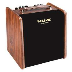 NU-X AC50 Stageman 2-Channel 50W Acoustic Guitar Amplifier w/Digital FX