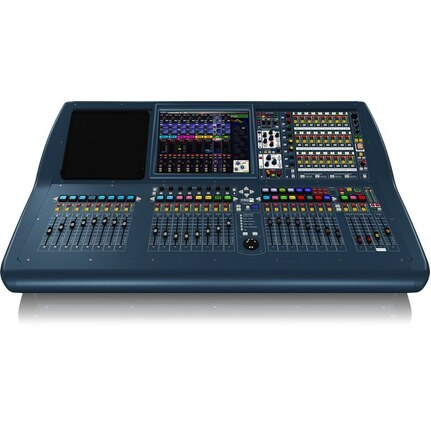 Midas PRO2-CC-IP Digital Console w/64 Channels, 8 Mic Preamps, 27 Mix Buses