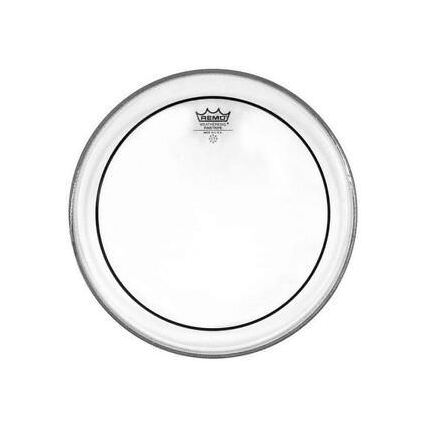 "Remo 13"" Pinstripe Clear 2-Ply Drum Head"