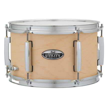 Pearl Snare Modern Utility 12 X 7 Maple Matte Natural