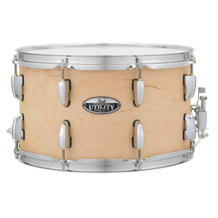 Pearl Snare   Modern Utility  14 X 8   Maple Matte Natural