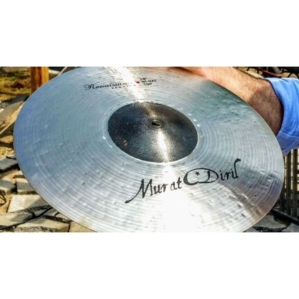 "Murat Diril 10"" Regular Splash Cymbal - Renaissance Series - RR1010"