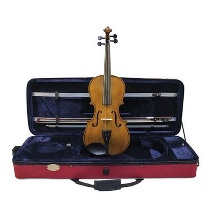 "Stentor Student 2 14"" Viola Outfit with Case & Bow Golden Chestnut"
