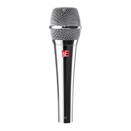 sE Electronics V7 Chrome Supercardioid Dynamic Microphone
