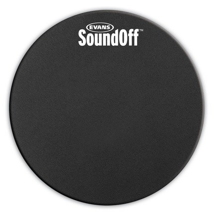 Evans SO-10 SoundOff Drum Mute, 10 Inch