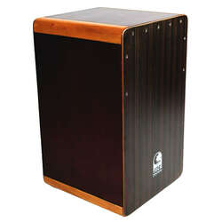 Toca Corner Accent Bass Reflex Cajon with Adjustable Snares